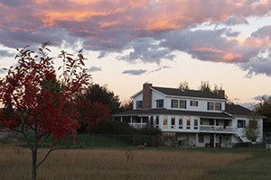 Bitterroot River Bed & Breakfast - on the river